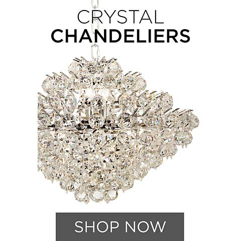 Crystal Chandelier Store - Browse Our Entire Collection