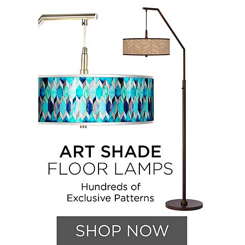 Browse Our Collection of Art Shade Floor Lamps