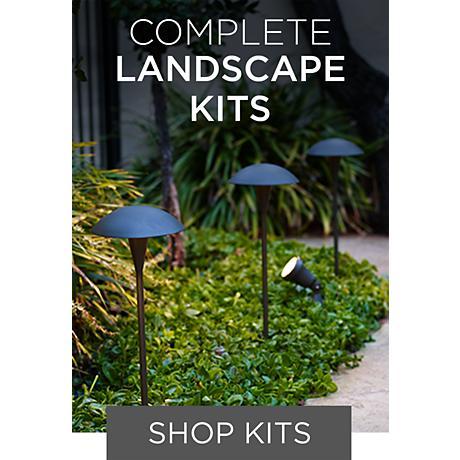 Free Shipping & Free Returns* on Landscape Lighting Kits