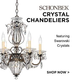 Crystal Chandeliers | Lamps Plus