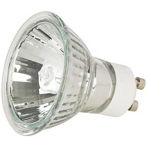 Tesler 50 Watt GU10 MR16 Halogen Light Bulb