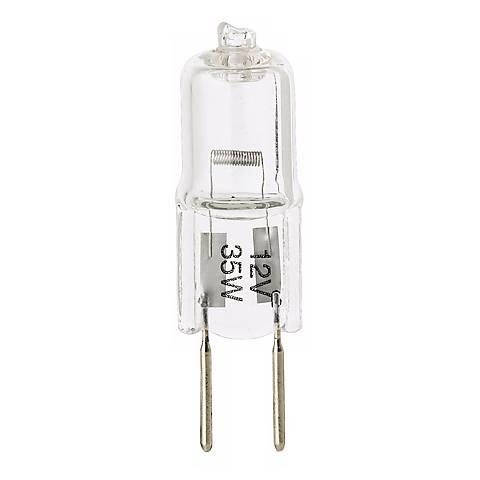Tesler 35 Watt Halogen G6 Bi-Pin Low Voltage Light Bulb