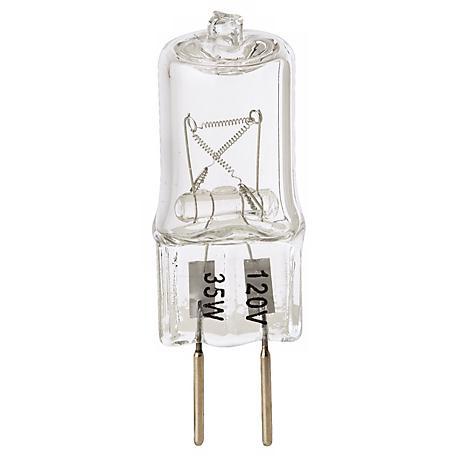 Tesler 35 Watt Halogen 120 Volt G6 Bi-Pin Light Bulb