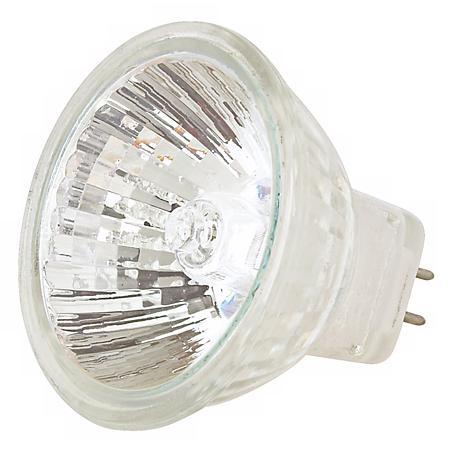 Tesler 20 Watt MR11 Flood Halogen Light Bulb