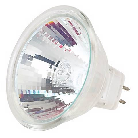 Tesler 20-Watt MR-16 Low Voltage UV Filter Halogen Spotlight