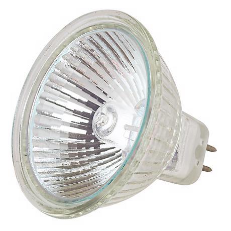 Tesler 35-Watt MR-16 36 Degree UV Filter Halogen Floodlight