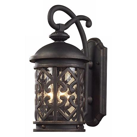 "Cambria Collection 22"" High Outdoor Wall Light"