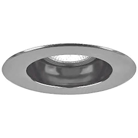 "Lytecaster Steel Anodized 3 3/4"" Adjustable Reflector Trim"