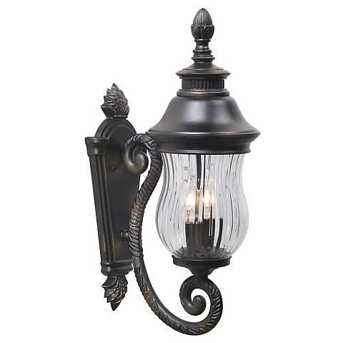 "Newport Collection 19 1/2""  High Outdoor Lantern"