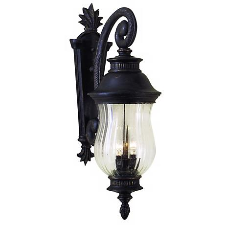 """Newport Collection 28"""" High Outdoor Wall Lamp"""
