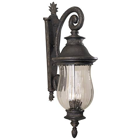 "Newport Collection 34 1/4"" High Outdoor Lantern"
