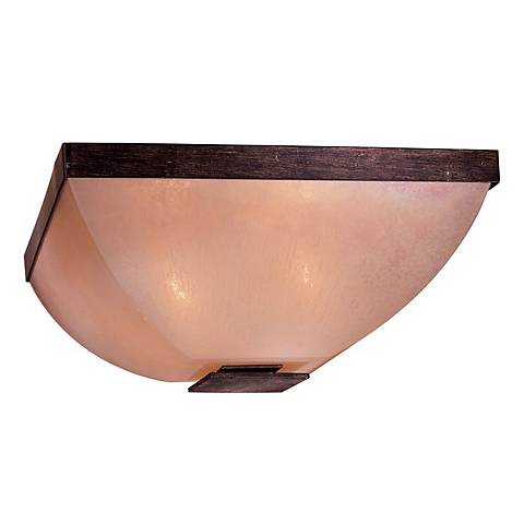 "Lineage Collection 13"" Wide Ceiling Light Fixture"
