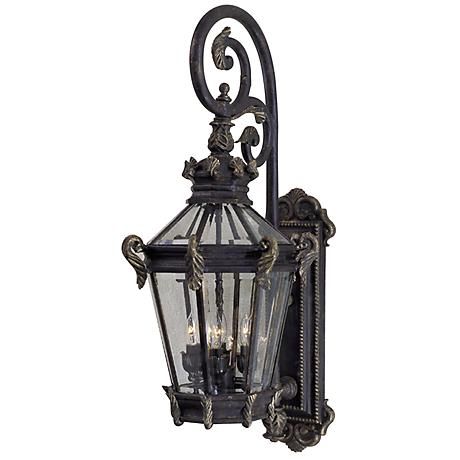 """Stratford Hall Collection 33 1/2"""" High Outdoor Wall Light"""