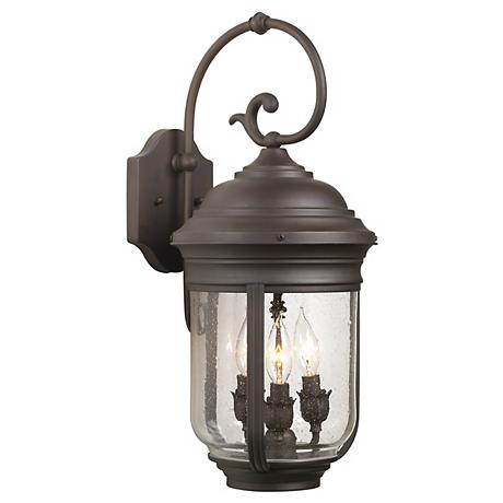 """Amherst Collection 22 1/2"""" High Outdoor Wall Light"""