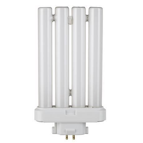 Four Tube 27 Watt 6400K 4-Pin Base Light Bulb