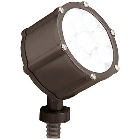 Kichler Bronze LED 35 Degree Landscape Accent Light