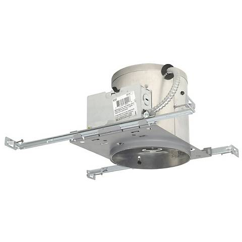 """Juno 6"""" IC-Rated New Construction Shallow Recessed Housing"""