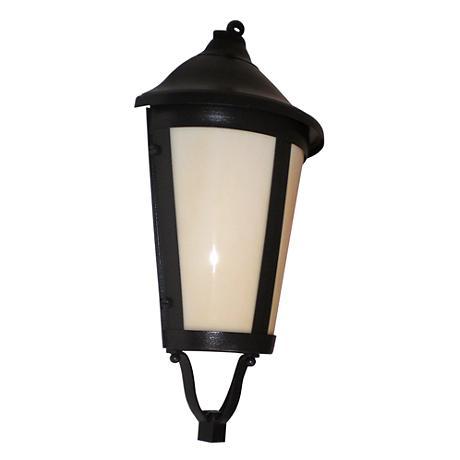 """Bronze Energy Efficient 16 1/2"""" High Outdoor Wall Light"""