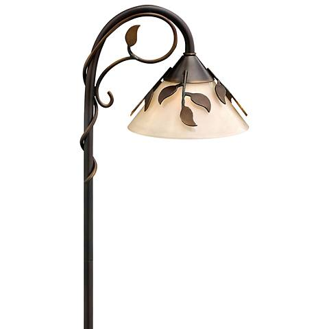 Hinkley Copper Bronze Low Voltage Ivy Path Light