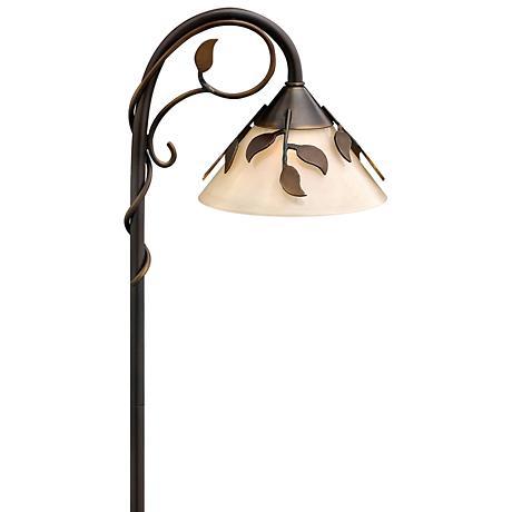 Hinkley Copper Bronze Low Voltage Ivy Path Light