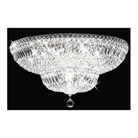 """James R. Moder Prestige Collection 24"""" Wide Ceiling Light"""