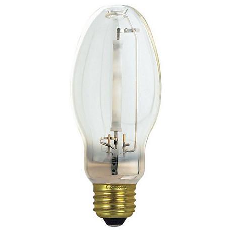 70 Watt Clear High-Pressure Brass Base Sodium Light Bulb