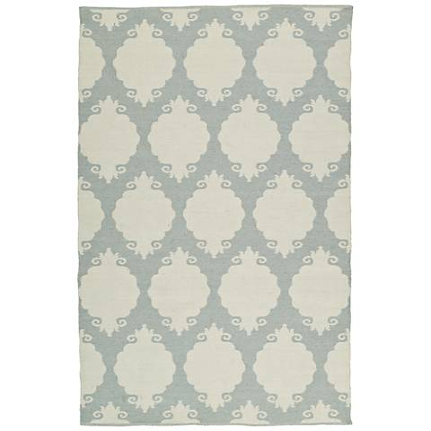 Kaleen Brisa BRI01-75 Gray Outdoor Area Rug