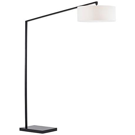 Contemporary Black Floor Lamps Lamps Plus