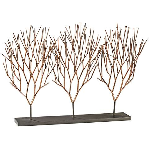 Prairie Copper Ombre Botanical Stand