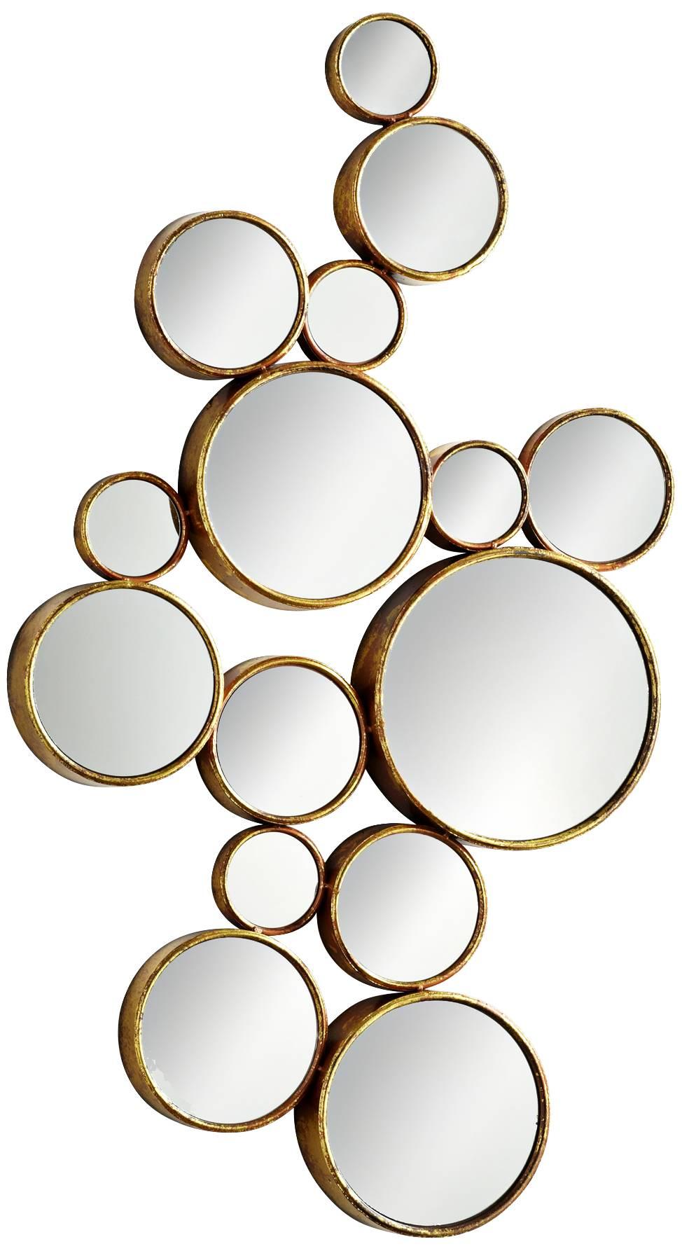 Ayden 24 Quot X 24 Quot Frameless Wall Mirror 6x667 Lamps Plus
