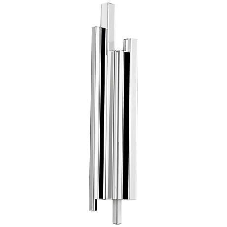 "Cyan Design Skyscraper II Clear 12 1/4"" x 59"" Wall Mirror"