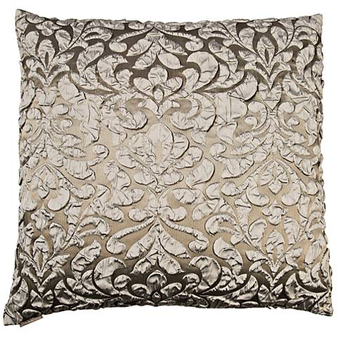 "Scala Sterling 24"" Square Decorative Throw Pillow"