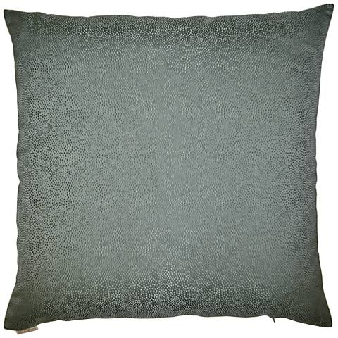 "Siren Spa 24"" Square Decorative Throw Pillow"