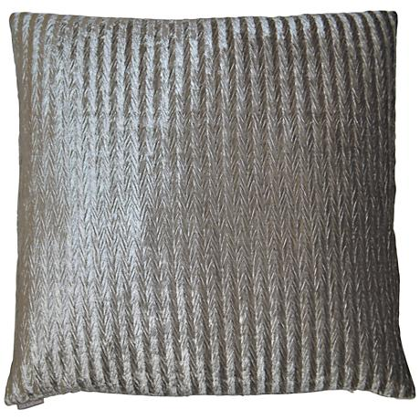 Etsy Decorative Throw Pillow : Etsy Silver 24