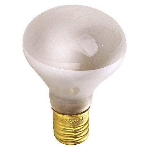 65 Watt R 40 Frost Flood bulb