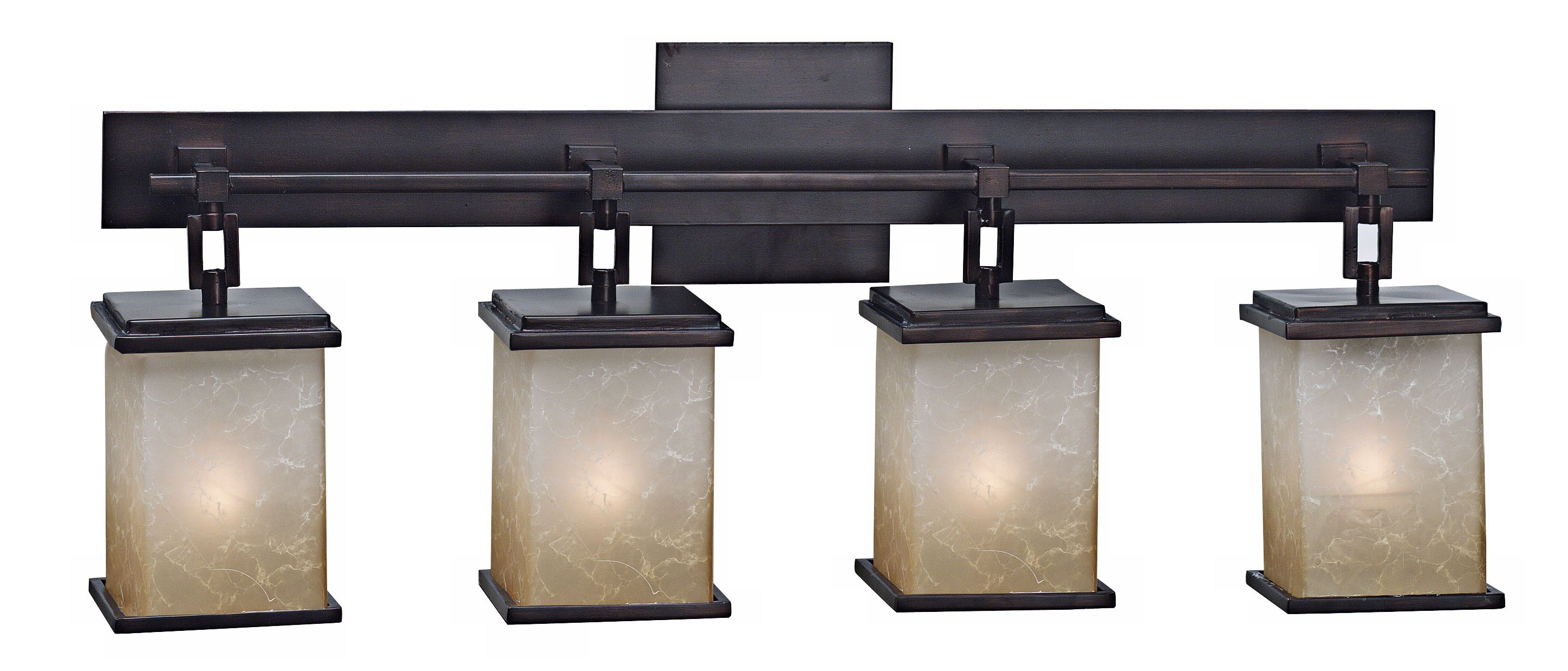Corteo Collection Four Light Bath Light Fixture