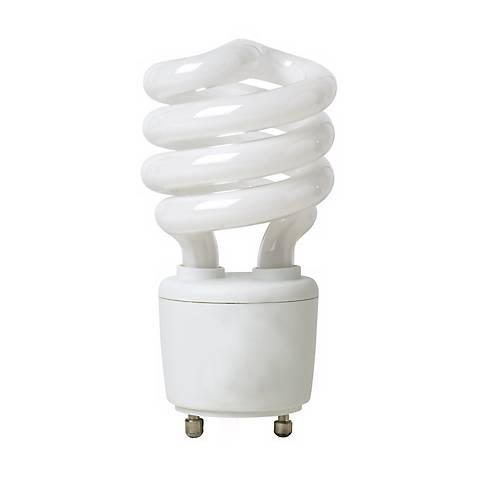 13 Watt GU24 Base CFL Light Bulb by Maxlite