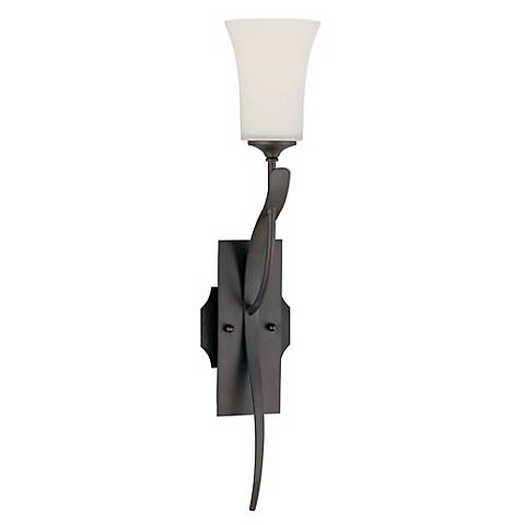 "Feiss Boulevard Collection 23"" High Wall Sconce"