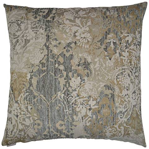 "Davola Cobblestone 24"" Square Decorative Throw Pillow"