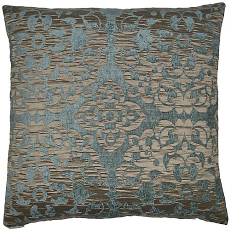 "Monte Spa 24"" Square Decorative Throw Pillow"