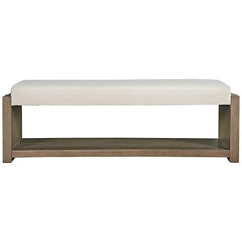 Synchronicity Horizon Rectangular Bed End Bench
