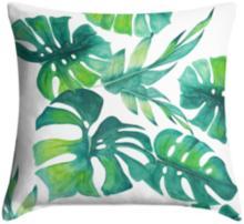 """Tropica 18"""" Square Throw Pillow"""