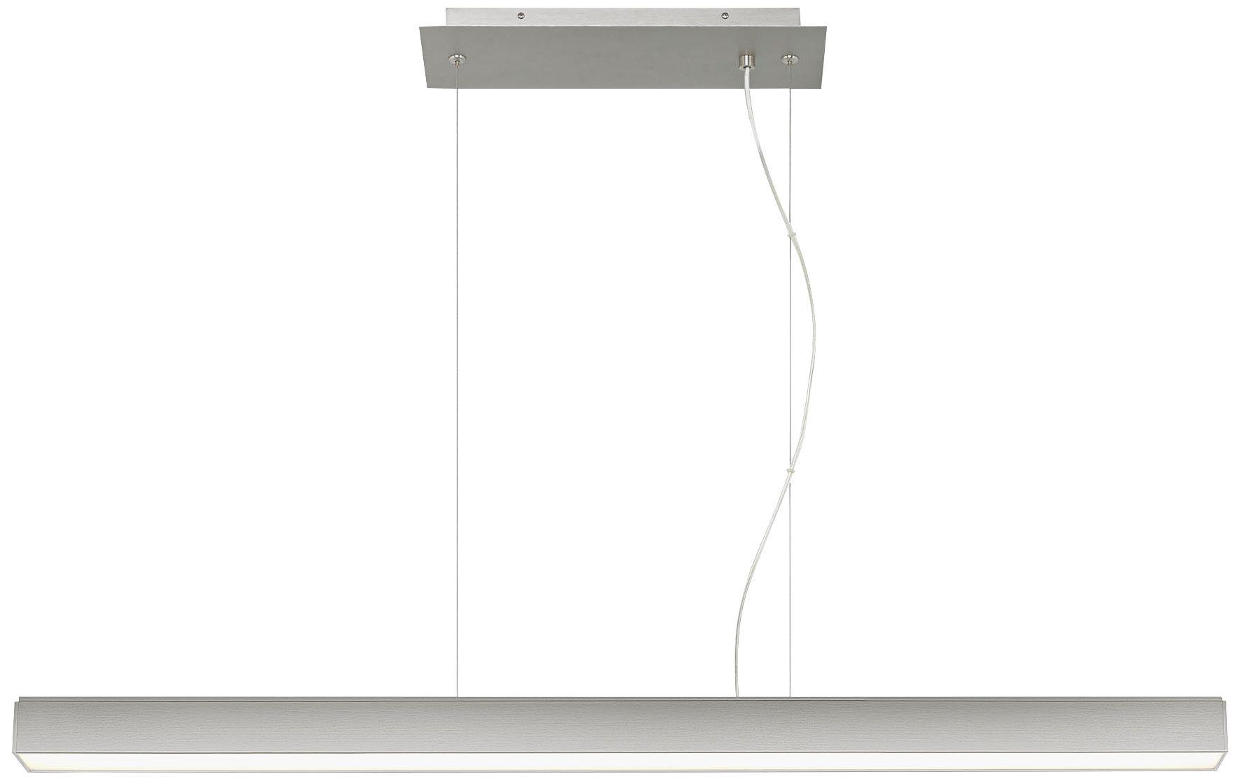 Tech Lighting Knox 45 1/4 W Satin Nickel LED Island Pendant  sc 1 st  L&s Plus & Tech Lighting Chandeliers | Lamps Plus azcodes.com