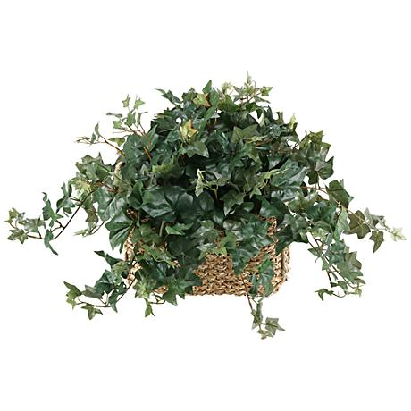 """English Ivy 36"""" Wide Faux Plant"""