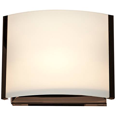 "Nitro 5 1/4"" High Bronze 1-LED Wall Sconce"
