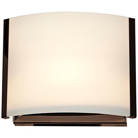 "Nitro 5 1/4"" High Bronze 1-LED Wall Sconce"