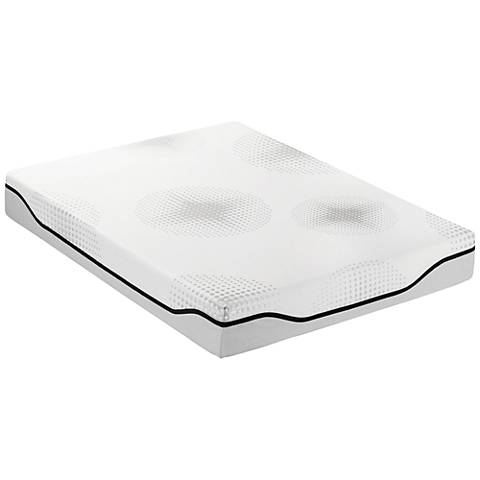 "Luxury 3-Layer 10"" Gel Memory Foam Mattress"