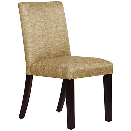 Main Street Glitz Filbert Fabric Dining Chair