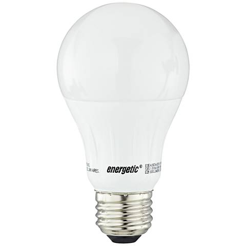 60W Equivalent Frosted 9W LED Standard Base Bulb