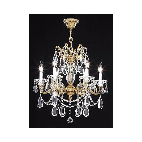 "James R. Moder Redding Collection 22"" Wide Chandelier"